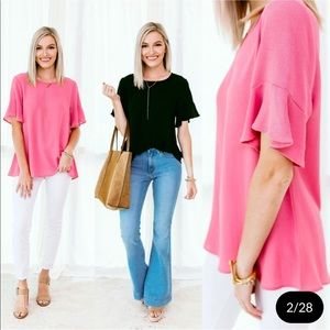 Adeline Clothing Top